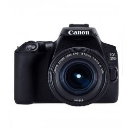 Canon EOS 250D DSLR Camera With EF-S 18-55mm IS Lens
