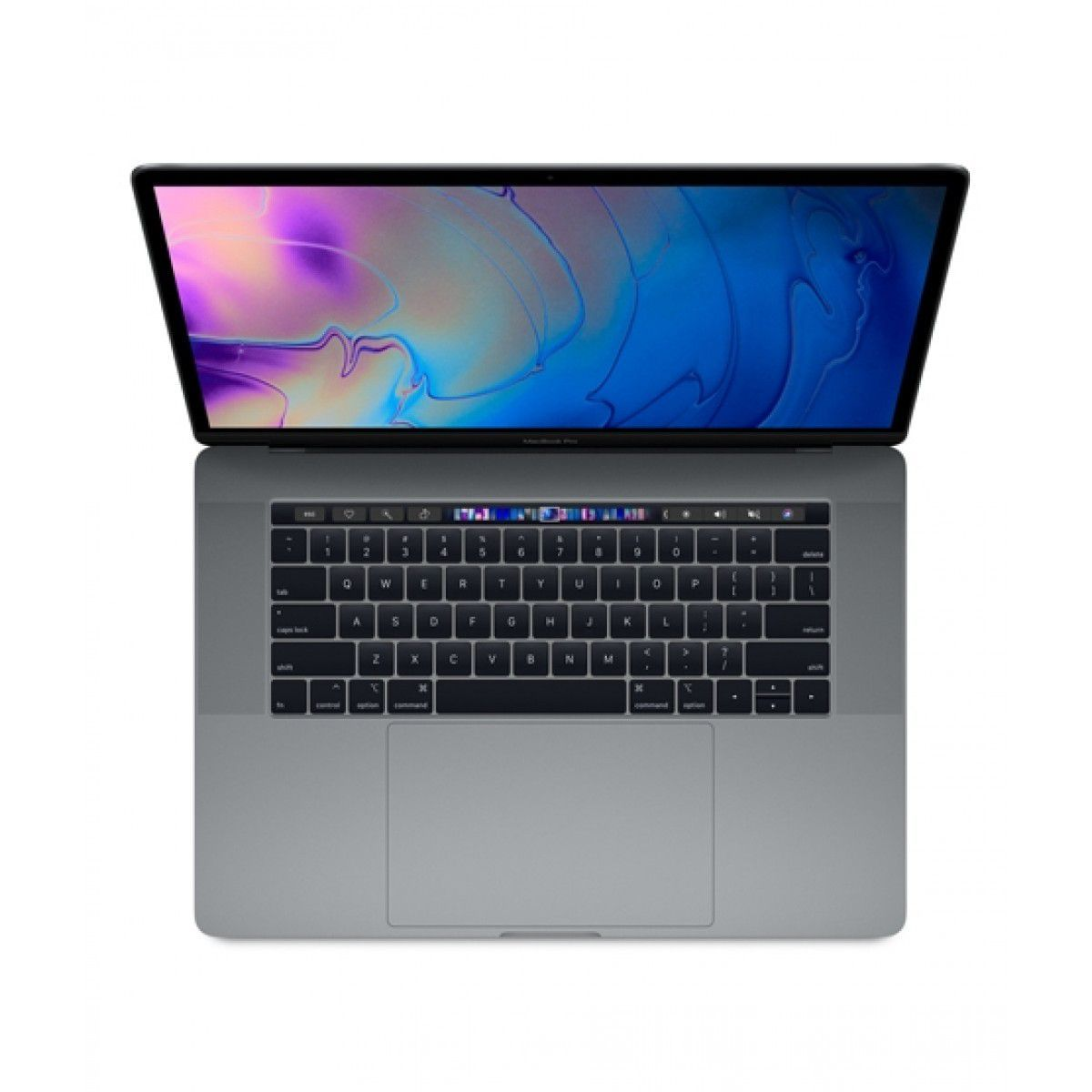 "Apple Macbook Pro 15"" Core i9 With Touch Bar Space Gray (MV912)"