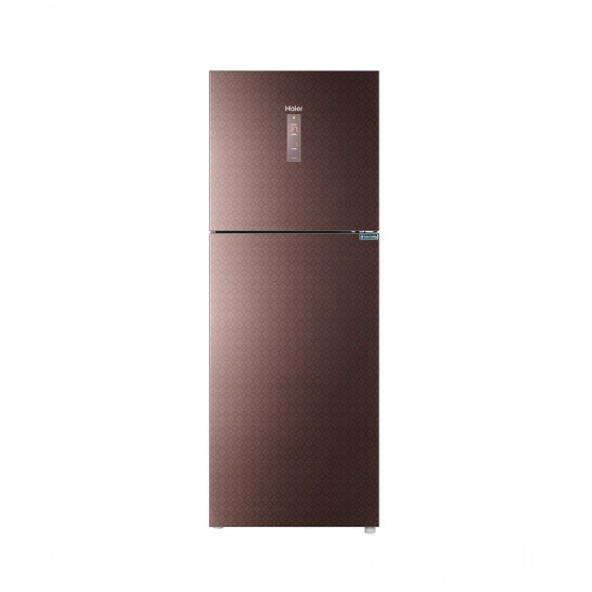 Haier HRF-336TDC 11 Cu Ft Turbo Cooling Freezer-on-Top Refrigerator