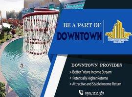 Be a part of downtown
