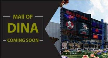 Mall of Dina coming soon