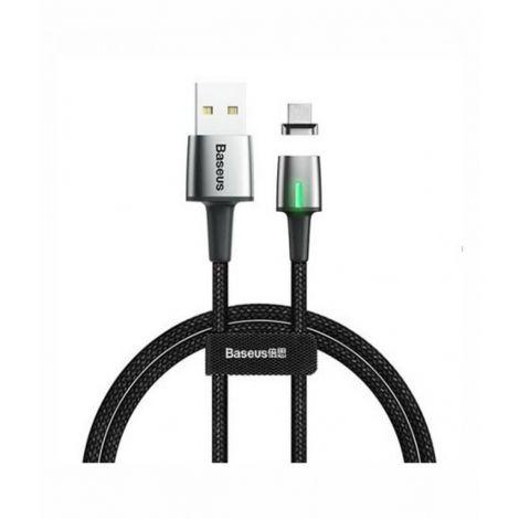 Baseus Zinc Magnetic USB Cable For iPhone 2.4A 1m CALXC-A01