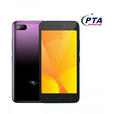 Itel A25 16GB 1GB RAM Dual Sim Gradation Purple
