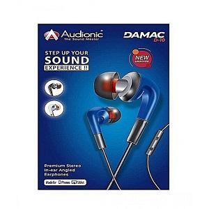 Audionic Damac Earphones D-10