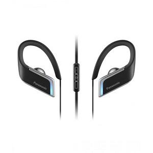 Panasonic Wings Wireless Bluetooth Sport Earbuds RP-BTS50-K