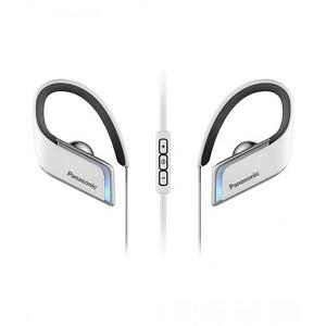 Panasonic Wings Wireless Bluetooth Sport Earbuds RP-BTS50-W