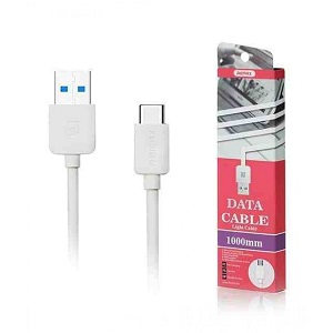 Remax 1000mm Lightning Type-C USB Data Cable