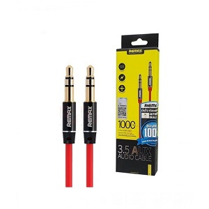 Remax 3.5 Aux Audio Cable (RL-L100)