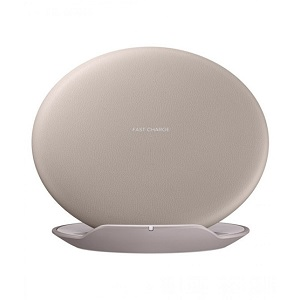 Samsung Fast Charge Convertible Wireless Charger Tan