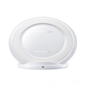 Samsung Fast Wireless Charging Stand White