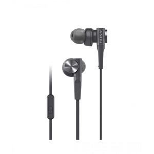 Sony Extra Bass In-Ear Headphones (MDR-XB55AP)