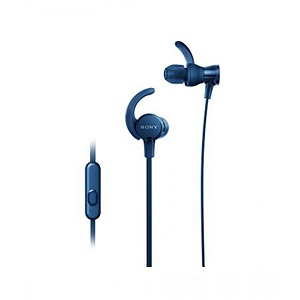 Sony Extra Bass Sports In-Ear Headphones (MDR-XB510AS)