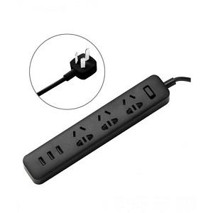 Xiaomi Mi Power Strip 3 Power Sockets & 3 USB Ports Sockets