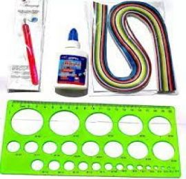10pcs Paper Quilling Kit For Crafting