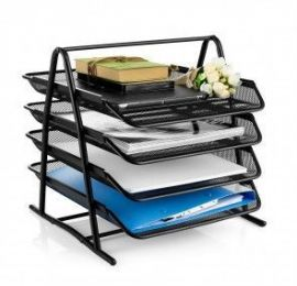 Buy 4 Tier Letter Tray