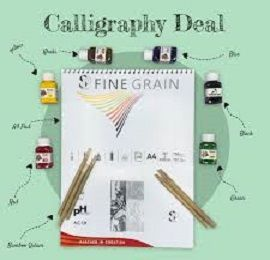 Calligraphy Deals Starter Pack of Artist