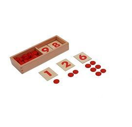 Cards And Counters In Montessori