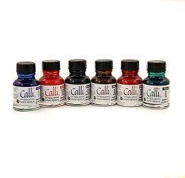 Daler Rowney Calligraphy Inks Single Pcs