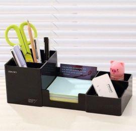Deli Multi Functional Pen Stand 9118