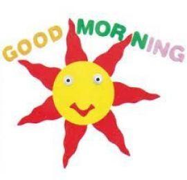 Good Morning Foaming Sheet