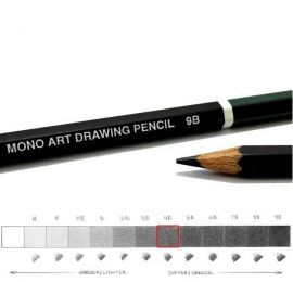 High Quality Mono Art Drawing Pencil For Sketch - H Series