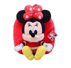 Minnie Mouse Stuffed School Bag