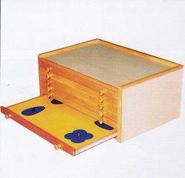 Montessori Geometric Cabinet