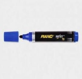 Piano Permanent Marker Round Tip 70