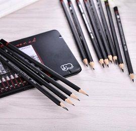 Ulson Graded Pencils 12 Pcs Box
