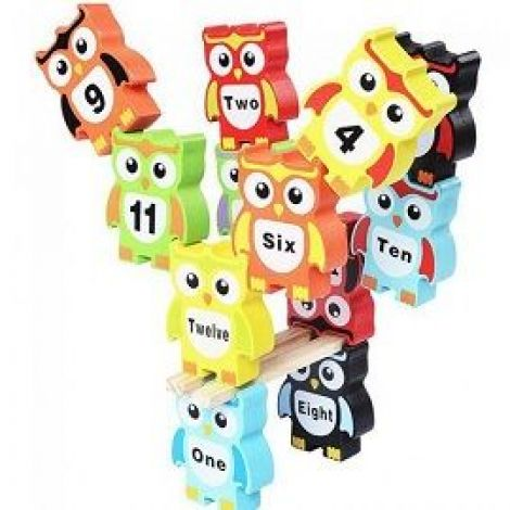 Best Cheap Owl Blocks - Wooden Blocks
