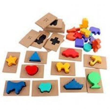 Block Picture Puzzle - Block Puzzle