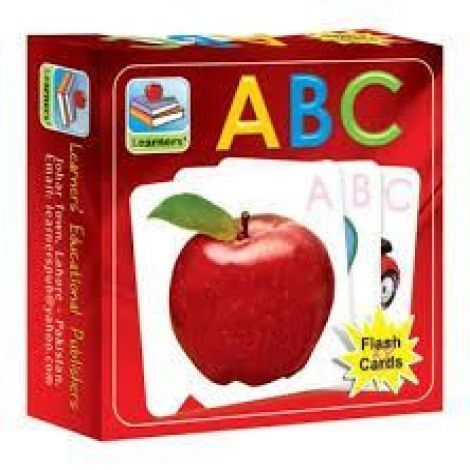 Capital Letter Flashcards - Alphabet Flashcards - ABC Flash Cards