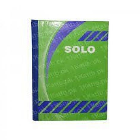 SOLO REGISTER 1000 PAGES (1PC)