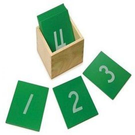 Sandpaper Numbers - Sandpaper Letters