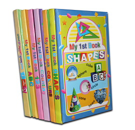 Best Kids Learning Books For Kids Pack Of 6