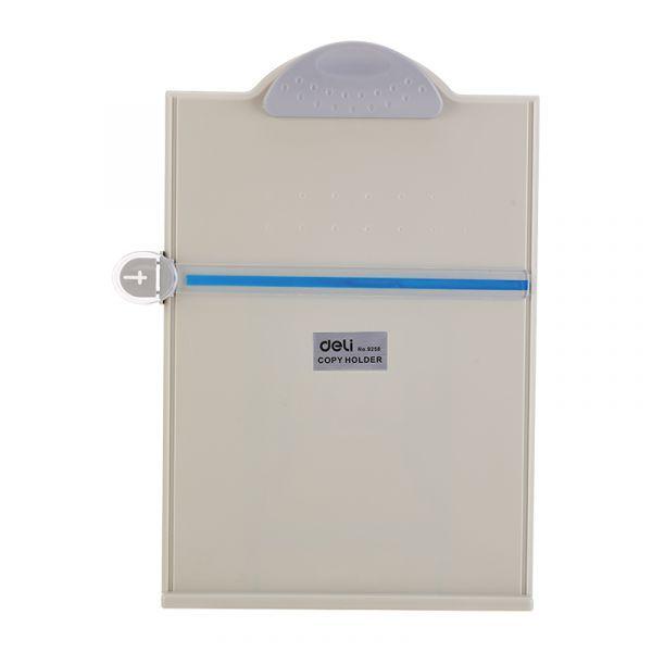 DELI Plastic Clip Board A4