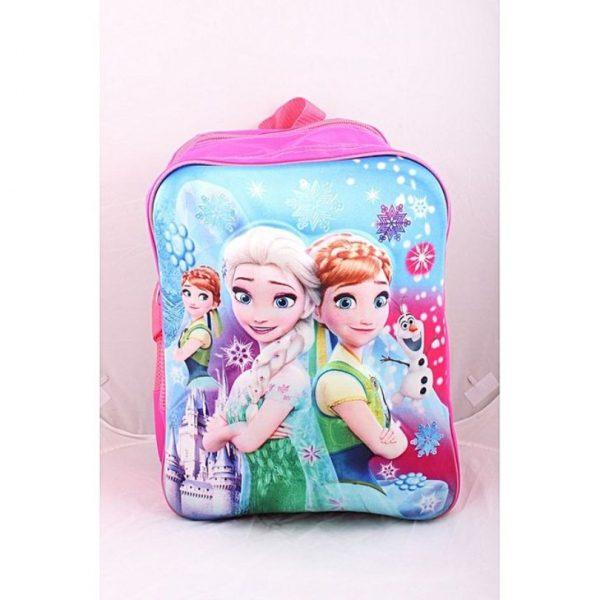 Frozen School Bag – Multi color