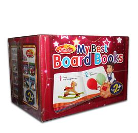 Kids Board Books - Kids Development Books