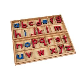 Moveable Alphabets - Montessori Alphabet