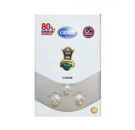 Canon JDC-12 6 Liters Instant Gas Water Heater