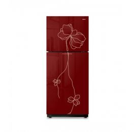 Orient Diamond 500 Freezer-on-Top 17 Cu Ft Bloom Red (68635-2.12) Refrigerator