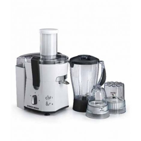 Black & Decker Juicer Blender 4-in-1 JBGM600)
