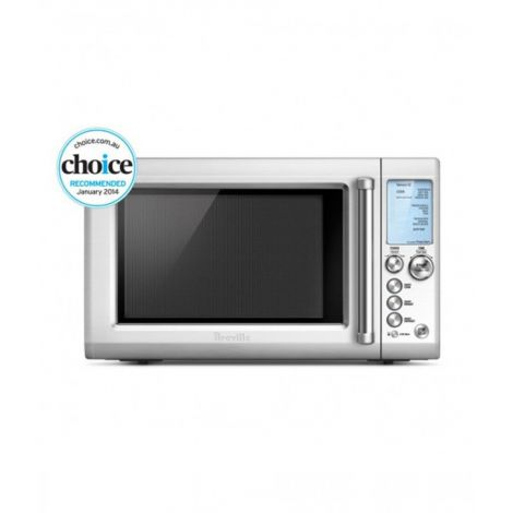 Breville BMO735BSS 34Ltr Microwave Oven