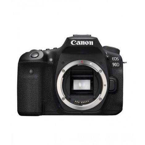 Canon EOS 90D DSLR Camera Body Only