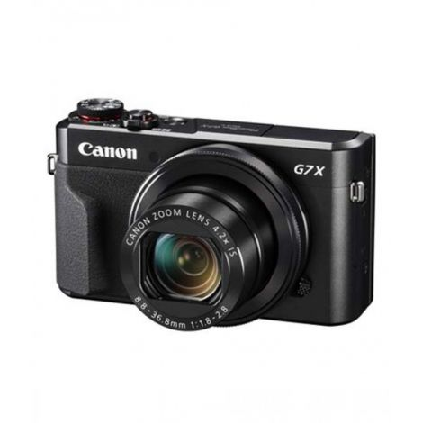 Canon PowerShot G7 X Mark II Digital Camera Black
