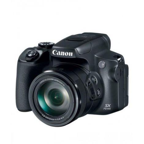 Canon PowerShot SX70 HS Digital Camera Black