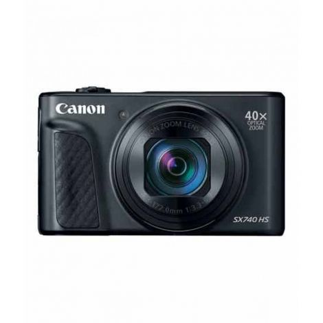 Canon PowerShot SX740 HS Digital Camera Black