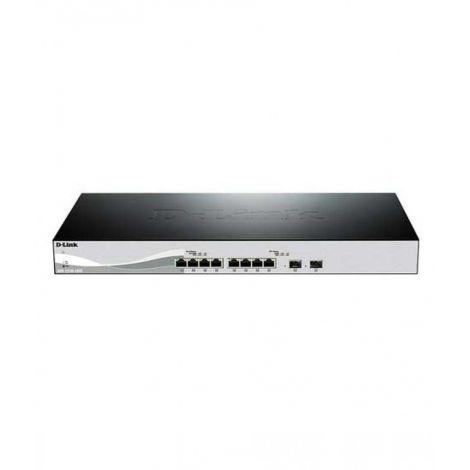 D-Link 8-Port 10GBASE-T Smart Switch (DXS-1210-10TS)