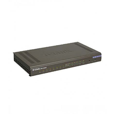 D-Link built-in 8 FXS VoIP Gateway DVG-5008S