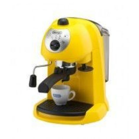 Delonghi Pump Espresso Coffee Machine (EC-200-N-Y)